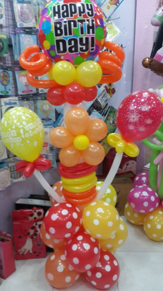 Send Happy Birthday Balloons To Jordan Amman
